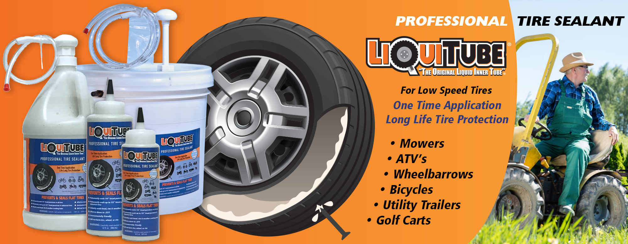 LiquiTube Tire Sealant