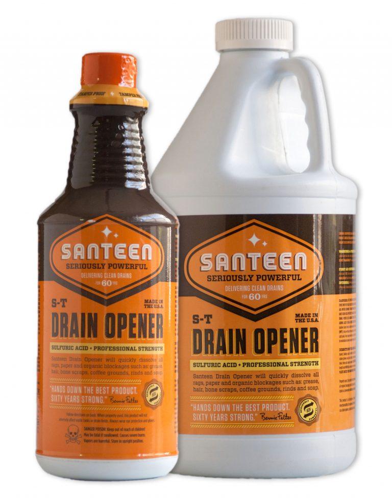 Santeen S-T Drain Opener